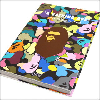 A BATHING APE(エイプ)15th ANNIVERSARY BOOKBLACK299-000349-011[1778-182-207]-