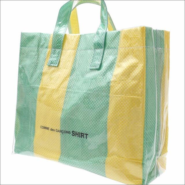 752e101c5eaa COMME des GARCONS SHIRT(コムデギャルソン シャツ) PVC TOTE BAG (トートバッグ) MULTI  277-002486-015+【新品】