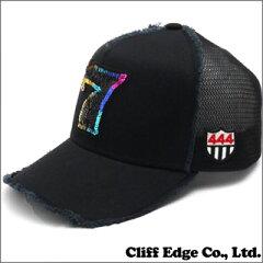 YOSHINORI KOTAKE RAINBOW 7ロゴ メッシュキャップ (CAP) BLACK 251-000781-011x【新品】