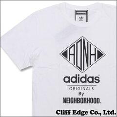 NEIGHBORHOOD(ネイバーフッド) x adidas Originals(アディダス オリジナルス) NH SSL TEE2 (Tシャツ) WHITE 200-006398-040-【新品】