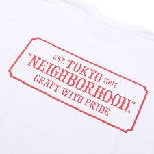 NEIGHBORHOOD(ネイバーフッド)スーベニアシリーズBAR/C-TEE.SS(Tシャツ)200-006796-041x【新品】