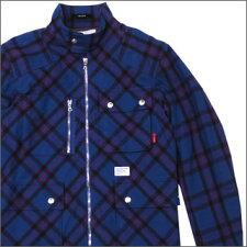 (W)TAPS(ダブルタップス)M3ジャケット【新品】BLUE230-000341-034[101GWDT-JKM04]-