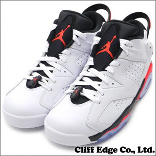 NIKE(ナイキ) AIR JORDAN 6 RETRO LOW (ジョーダン)(スニーカー)(シューズ)WHITE/INFRARED 23-BLAC...