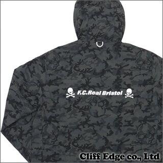 F.C.R.B. x mastermind JAPAN CAMOUFLAGE JACKET [ジャケット] BLACK 230-000673-041x