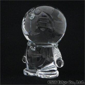 (Baccarat) Baccarat CRYSTAL DORAEMON (Doraemon Crystal) CLEAR 290 - 003605 - 010x