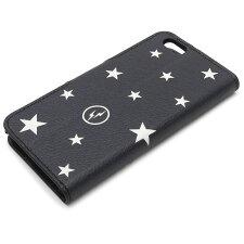 uniformexperiment(ユニフォームエクスペリメント)STARFLIPiPhone6/6SCASE(アイフォンケース)BLACK273-000078-011x【新品】