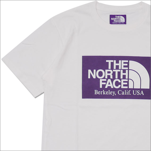 トップス, Tシャツ・カットソー 20213 THE NORTH FACE PURPLE LABEL H S Logo Tee T WHITE 200007909040