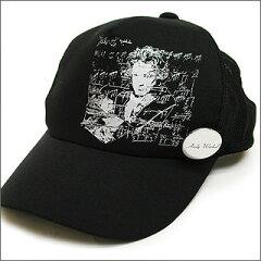CA4LA(カシラ)ベートーベン メッシュキャップ【新品】BLACK