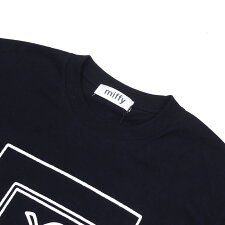 THEPARK・INGGINZA(ザ・パーキング銀座)xFMAM(エフエムエーエム)DICKBRUNATEE(Tシャツ)BLACK200-007261-041x【新品】