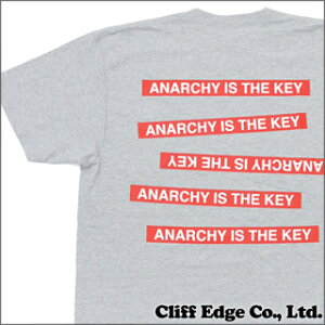 SUPREME(シュプリーム) x UNDERCOVER(アンダーカバー) Anarchy TEE (Tシャツ) GRAY 200-006427-062+【新品】