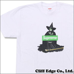 SUPREME(シュプリーム) x UNDERCOVER(アンダーカバー) Witch TEE (Tシャツ)(ボックスロゴ) WHITE 200-006428-060+【新品】