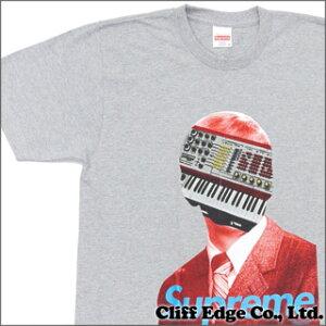 SUPREME(シュプリーム) x UNDERCOVER(アンダーカバー) Synhead TEE (Tシャツ) GRAY 200-006426-042+【新品】
