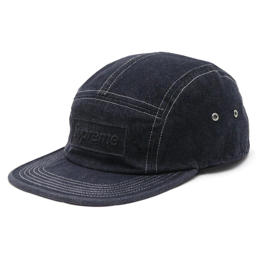 970f9d850e9 Black Denim Supreme Hat