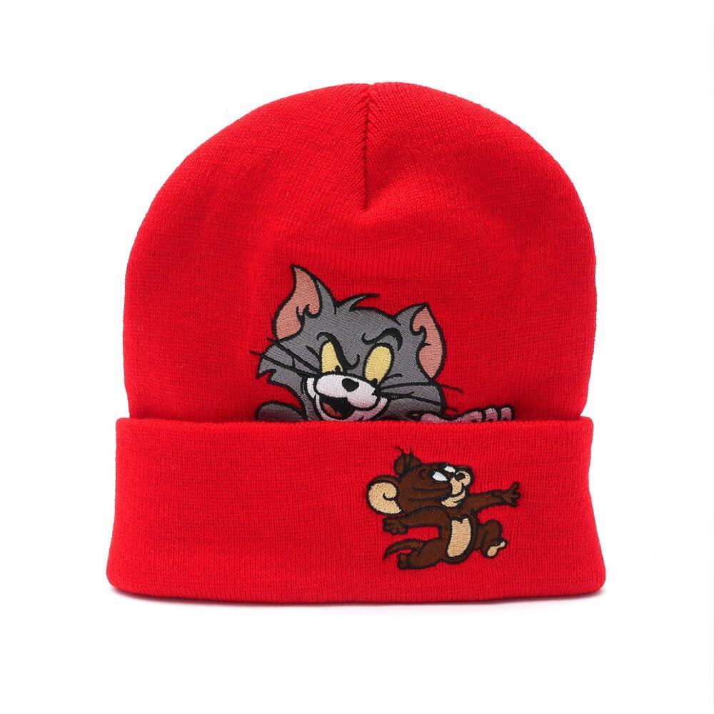 eee5cdbd016 SUPREME   Tom Jerry Beanie RED