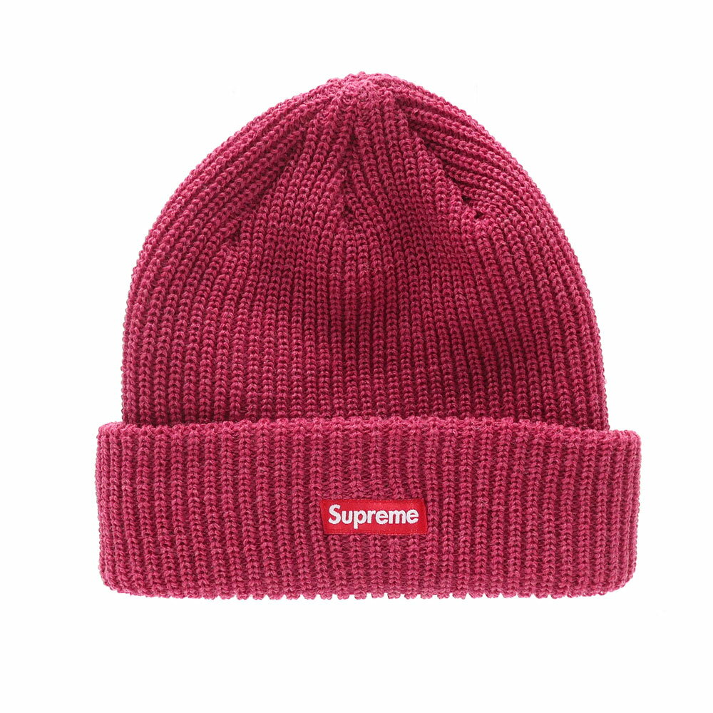 45fa0e25bfb41 This Loose Gauge Beanie is something popular every season! It s for both  men and women! Small BOX LOGO on the front adds spice!