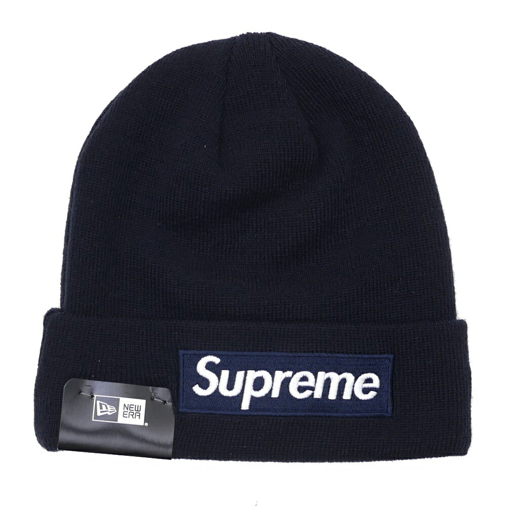 e5cf0e4a Popular collaboration beanie with New Era has arrived!! Familiar BOX LOGO  is designed on the front and there is also