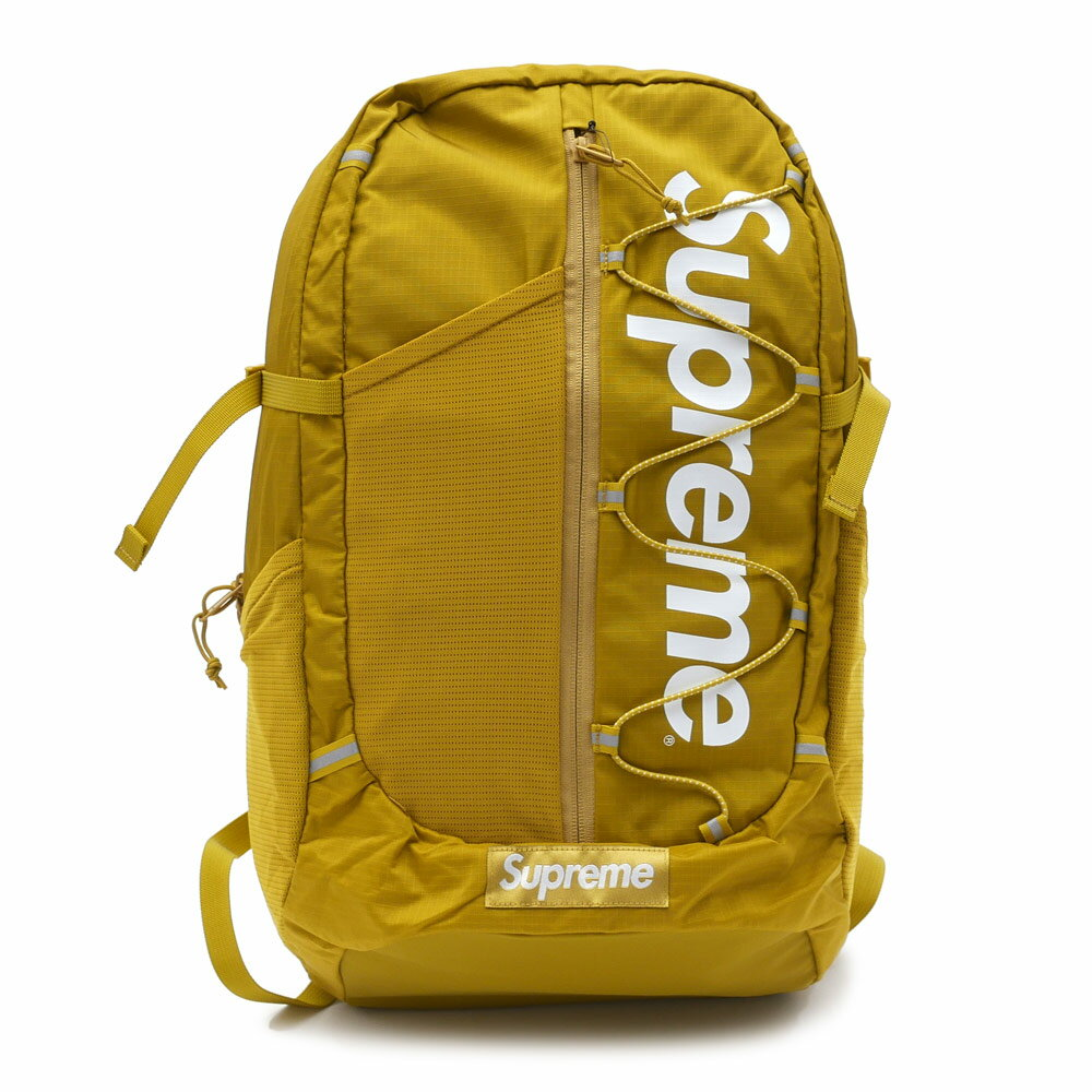 SUPREME : Tonal Backpack MUSTARD | Millioncart
