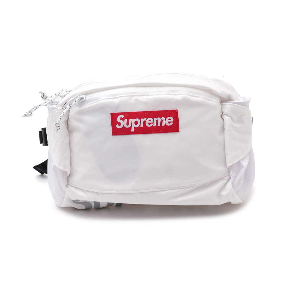 SUPREME : Waist Bag WHITE | Millioncart