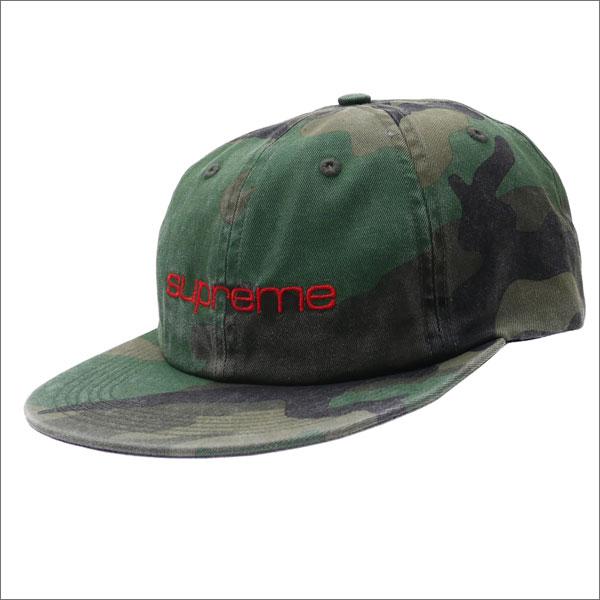 メンズ帽子, キャップ  SUPREME Compact Logo 6Panel 6 WOODLAND CAMO 265000927015