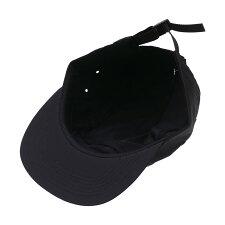 SUPREME(シュプリーム)LiquidMetalLogoCampCap(キャンプキャップ)BLACK265-000962-111+【新品】