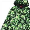 【14:00までのご注文で即日発送可能】 シュプリーム SUPREME Skull Pile Hooded Sweatshirt スウェットパーカー MULTI 211000553059 【新品】