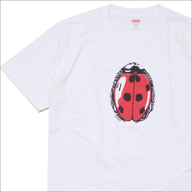 トップス, Tシャツ・カットソー 14:00 SUPREME Ladybug Tee T WHITE 200007796052 104002550040