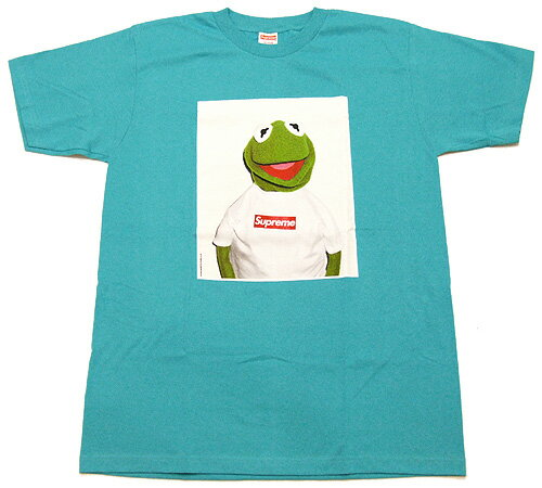 a248adc77d9e Supreme kermit tee. I think I wore this once, it's in amazing condition.  Size medium. Rarest colour. With tag