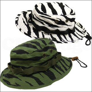 SUPREME Special SALE!!SUPREME(シュプリーム)ZEBRA BOONIE HAT [ハット]252-000132-035...