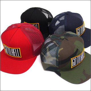 SUPREME(シュプリーム)Go to Hell Back 5-Panel キャップ251-000384-011-[☆...