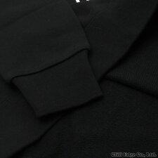 UNDERCOVER(アンダーカバー)SMILEAPPLESWEAT(スウェット)BLACK209-000425-051x【新品】