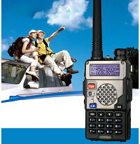 ★トランシーバーデュアルバンド136-174/400-520MHzアマチュア無線機★VHF/UHF★8W出力★UV-5RAE+UP-II版★intercom-8W