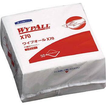 ワイプオール X70 4つ折(内パック)