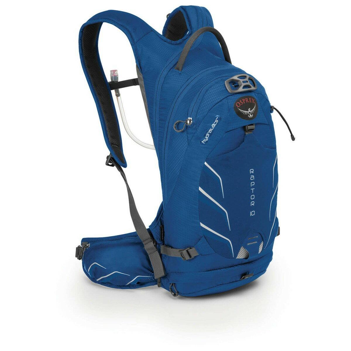 オスプレー Raptor 10(Persian Blue)★リュック・バックパック・登山・山歩・トレッキング★