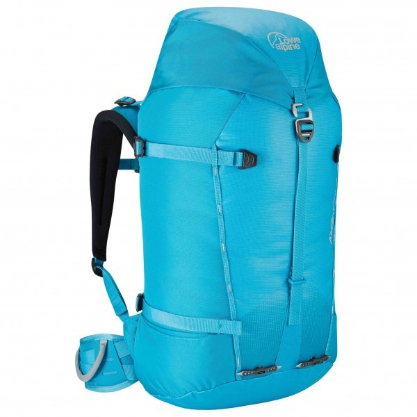 ロウアルパイン Alpine Ascent 38+10 ND レディース(Caribbean Blue)★リュック・バックパック・登山・山歩・トレッキング★