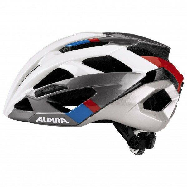 ALPINA アルピナ Valparola RC(White / Darksilver / Blue / Red)