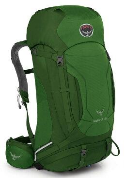 オスプレー ケストレル 48 (Jungle Green)★リュック・バックパック・登山・山歩・トレッキング★