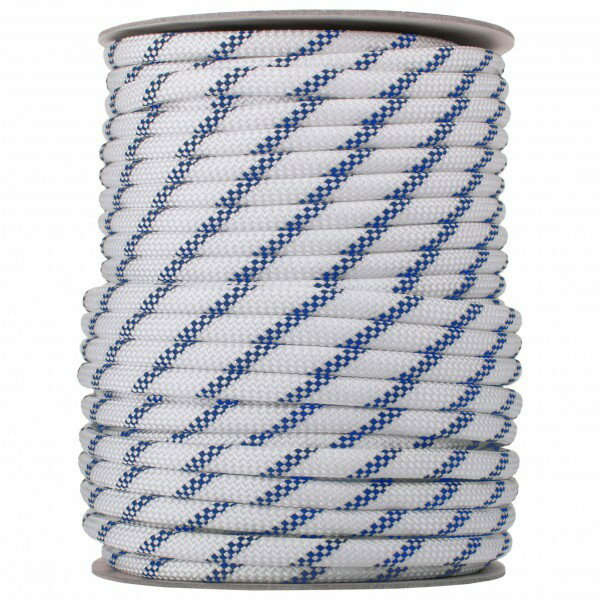 EDELRID エーデルリット Basic II Sonderedition 10.5 mm(100m - Snow / Royal)★ロープ・ザイル・登山・クライミング★