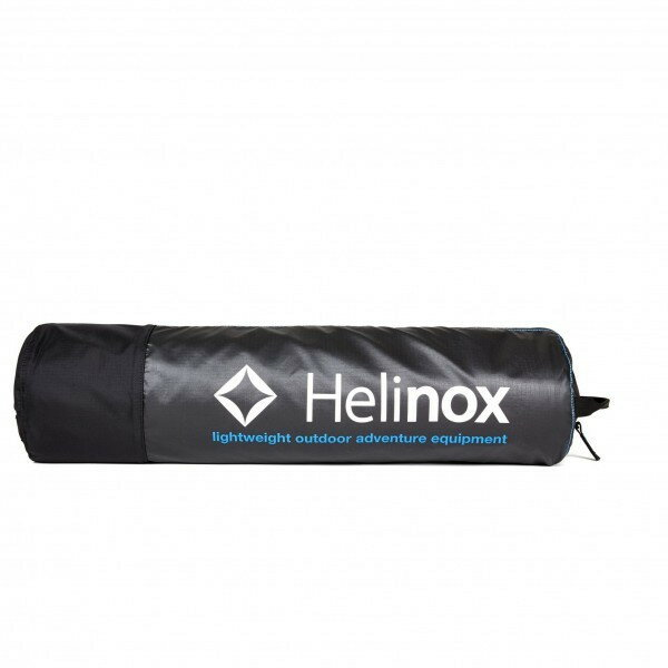 ヘリノックス Cot One Convertible Long キャンプベッド(Black)