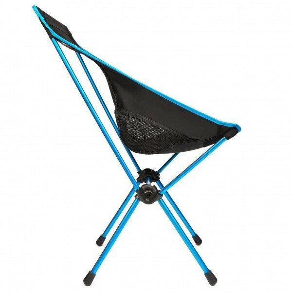 ヘリノックス Camp Chair キャンピングチェア(Black / Blue)