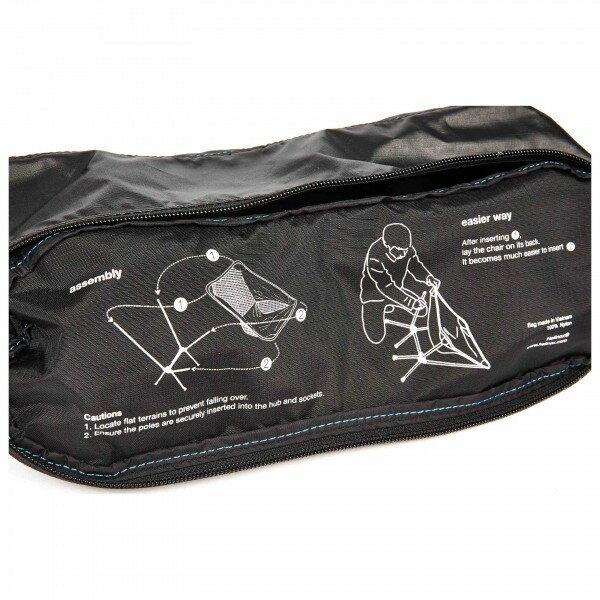 ヘリノックス Chair One XL キャンピングチェア(Black)