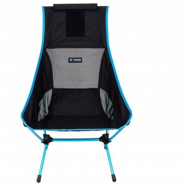 ヘリノックス Chair Two キャンピングチェア(Black / Blue)