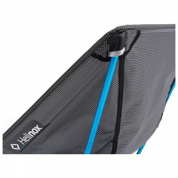 ヘリノックス Chair Zero キャンピングチェア(Black / Blue)
