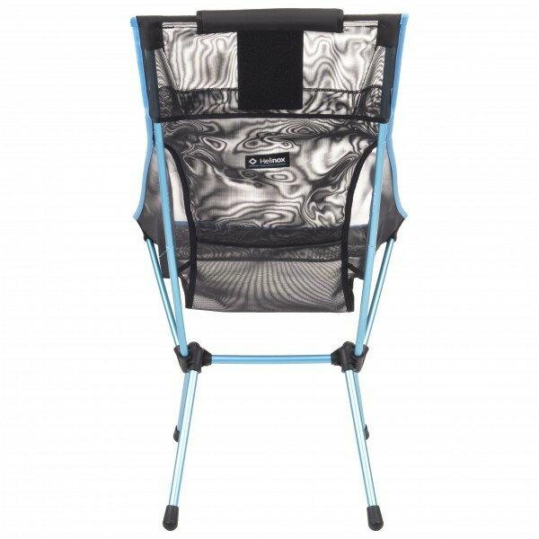 ヘリノックス Sunset Chair Mesh キャンピングチェア(Black)