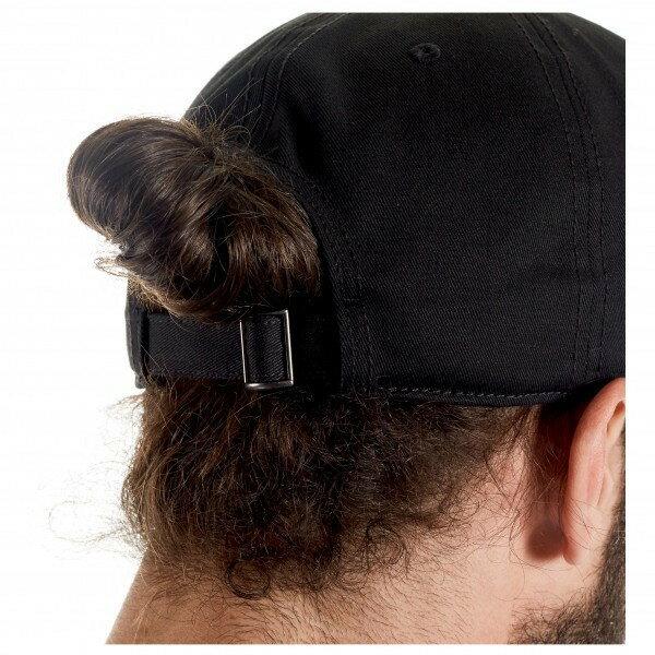 マムート Baseball Cap Mammut キャップ(Black)