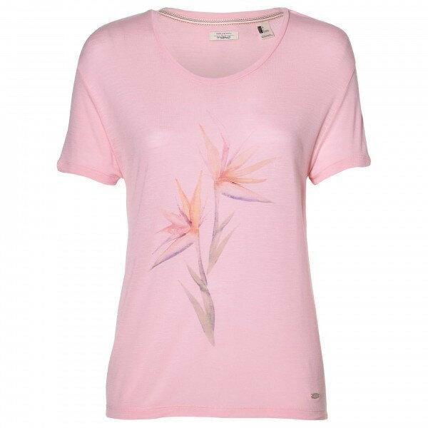 オニール Tropadelic Logo Tシャツ レディース(Rose Shadow)