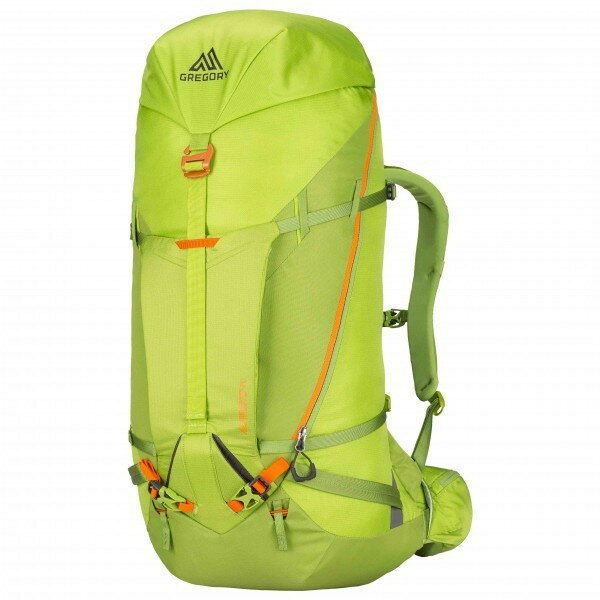 GREGORY グレゴリー Alpinisto 50(Lichen Green)