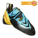 【 即納 】 スポルティバ フューチュラ ( Blue / Yellow ) ★ ロッククライミング ・ クライミングシューズ ・ ボルダリングシューズ ★・・・