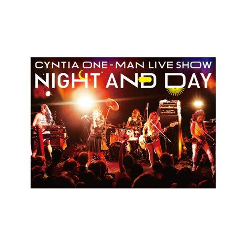 [特典有]CYNTIA「NIGHTANDDAY」LIVEDVD