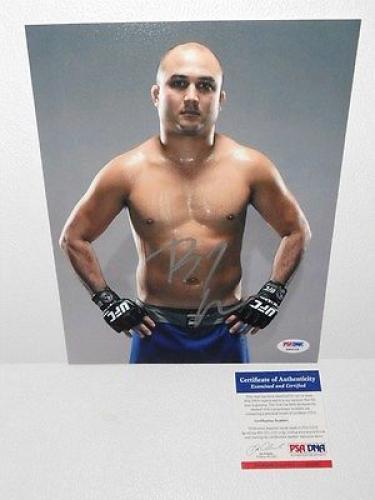 【直筆サイン入り】BJ Penn UFC signed photo ジェイ・ディー・BJ・ペンによるサイン付きフォト。