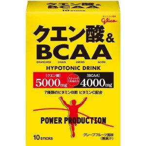 [GLICO]江崎グリコクエン酸&BCAAドリンク